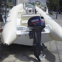Semirigidos Kiel 4,60 Premium C/yamaha 40 2t Ar.eléc Renosto