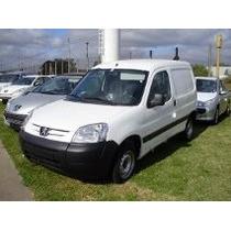 Peugeot Partner Furgon 0k Minimo Anticipo Y Cuotas 0% Int