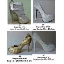 Sandalias Calzados Stilettos Importados