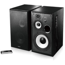 Parlantes Monitores Edifier R2800 2.0 140w Rms Óptico 12 Cuo