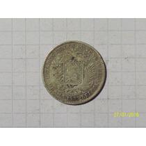 Venezuela 1 Bolivar Plata 1935