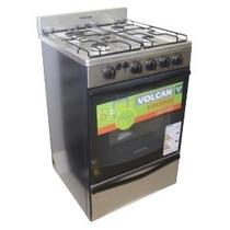 Cocina Volcan De Acero Inoxidable 88673v
