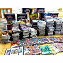 Increible Lote De 500 Cartas Yugioh !!!!