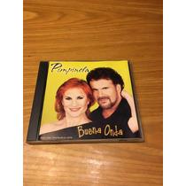 Pinpinela Buena Onda Cd Single 2000 Rare Cd Promo