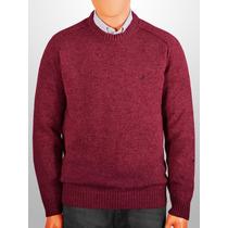 Sweater Escote Redondo Mauro Sergio!