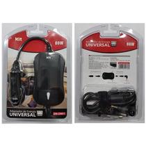 Cargador Auto Notebook Universal 80w Usb 15v A 20v 4,5a