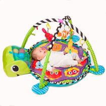 Ok Baby Gimnasio Pelotero Tortuga 3en 1 Okbb0093