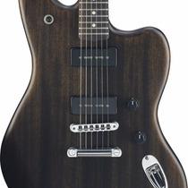 Guitarra Fender Jaguar Modern Player, Rwn, 2 X Mp90, Black T