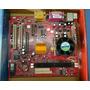 Motherboard Pc Chips M810l Pro 1300 (micro Y Cooler)la Plata