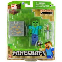 Minecraft Overworld Zombie 16509 Mejor Precio!!