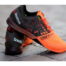 Zapatillas Reebok Crossfit Nano 5.0 Mujer Us 7.5 Cf.0021