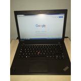 Ultrabook Lenovo T440 Core I5 4300u 4gb Hd 500gb 20b7a134ar