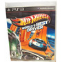 Hot Wheels Worlds Best Driver. Ps3 Fisico - Minijuegosnet