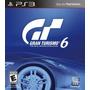 Gran Turismo 6 Ps3 Nuevo Sellado Original