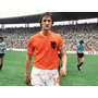 Camiseta Holanda Homenaje Cruyff Años 70 Titular Adulto