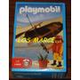 Playmobil Pescador Y Bote Original Antex 19605 1-9605