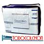 Sabanas Danubio 400 Hilos King 100 % Algodon Egipcio Blanco
