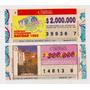 Argentina Lote De 2 Billetes De Loteria De Cordoba
