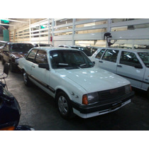 Chevrolet Chevette Año 1992 Km 75000 Impecable Color Blanco