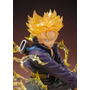 Dragon Ball Z Trunks Super Saiyan Figuarts Zero Bandai