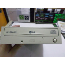 Lectograbadora De Cd Ide Usada Lg Gce-8525b