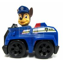 Paw Patrol Auto Con Perro Chase Zuma Marshall Rubble Idem Tv