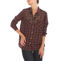 Camisa Lee Seleste Rivet Mujer (1042841892)