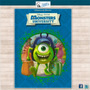 Clásicos Disney - Monsters University