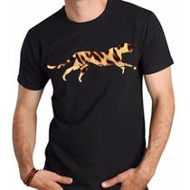 Remera Animal Print Diseños Exclusivos! Estampada Chita