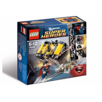 Lego Super Heroes Superman - Iron Man - Hombre Araña