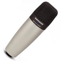 Micrófono Condenser Samson C01 Ambiental C 01