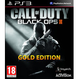 Cod Call Of Duty Black Ops 2 Ps3 Gold Digital Español Zombis