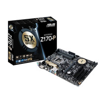 Mother Asus Z170-p Ddr4 Socket 1151 Pcie 3.0 Z170 - Tricubo