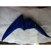 Guardabarro Delantero Gilera Futura 110cc Azul - 2r