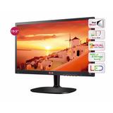 Monitor Led Lg 20 20m35d 16:9 1600x900 Tiempo Respuesta 5ms