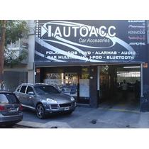 Polarizado De Autos (claro,inter Y Oscu) En Belgrano Y Nuñez