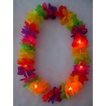 Collar Hawaiano Led Cotillon Luminoso