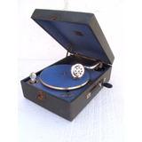 Vitrola Gramofono Portable