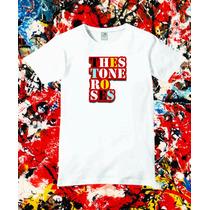 Remeras Rock The Stone Roses (código 01)