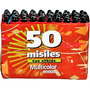 Base 50 Misiles Fuegos Artificiales Multicolor Pirotecnia