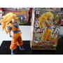 Figura De Coleccion Goku Super Saiyajin 3 - Sayayin - Ssj 3