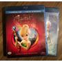 Tinkerbell 2 Peliculas Blu-ray Originales Campanita Disney