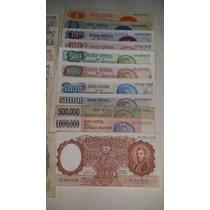 Billetes Antiguos (lote De 150)