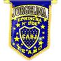 Boca Juniors - Banderin Con Nombres Femeninos /masculinos