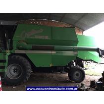 Cosechagro Agco Allis 2006 550e Óptima Gcrocco