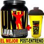 Lava Universal 1.25 K Proteina+ Creatina+ Glutamina+ Taurina
