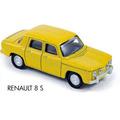 Norev 1:54 Mini Jet Retro Renault 8 S Nortoys