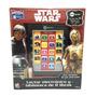 Star Wars Libro Didactico Con 8 Libros Y Lector Electronico