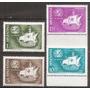 Argentina 626/7+ Ae76/7 Gj 1191/4 Unión Postal De Américas Y