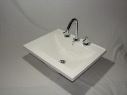 Bachas Para Baño Zona Oeste:Mesadas Bachas De Marmol Sintetico Para Baño / Vanitorys (Marmol) a
